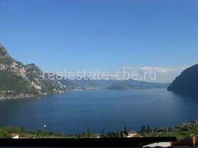 Hotel at the lake Iseo, on the north of Italy