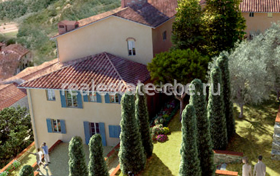 Hotel 5***** close to spa resort Montecatini in Toscany, Italy