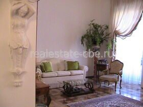 Elite apartment in palace style is in Milano centre, Italy